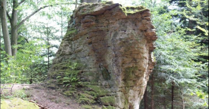 Kamień w Orelcu - Kamień Orelecki