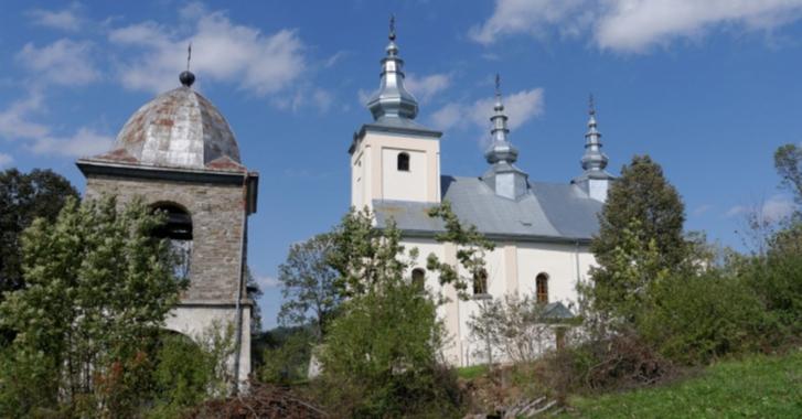 Smolnik nad Osławą - kościół (dawna cerkiew)